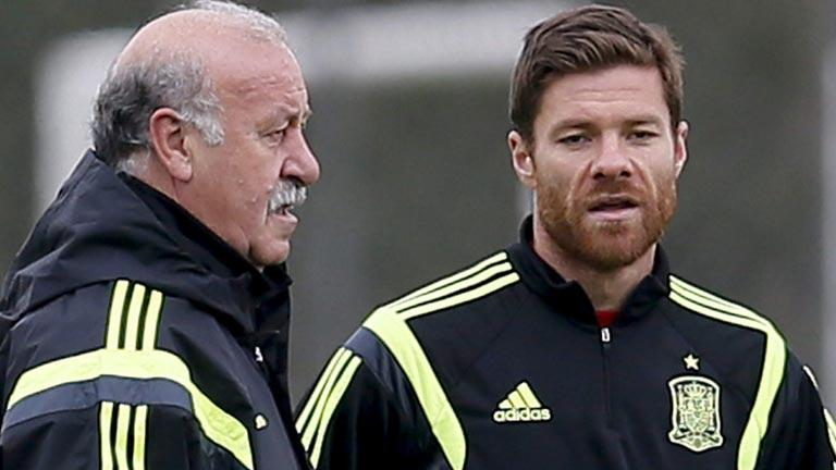 Xabi Alonso anuncia su retirada de la selección española