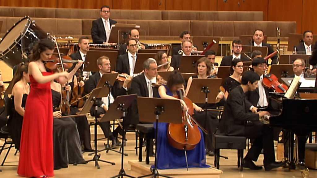 Los conciertos de La 2 - XVII Jóvenes Músicos, nº4 (parte 1ª)