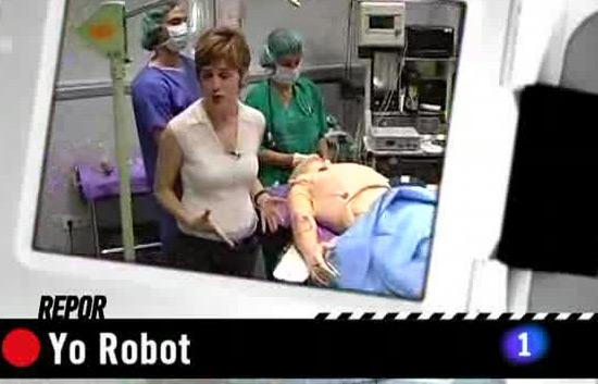Repor - Yo robot
