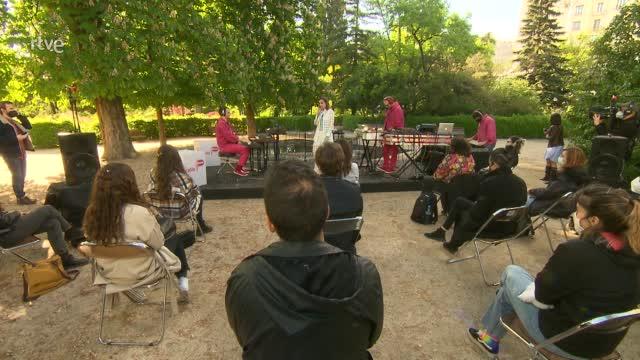 Zahara - Dolores (directo en el Jardín Botánico de Madrid)