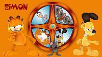 Garfield y el juego del simón musical