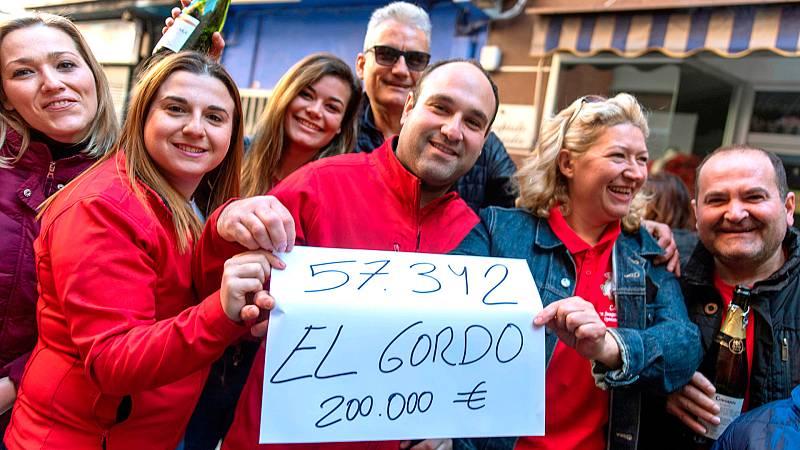 Comprobar Decimo Del Niño 2013 Comprobar Numeros Y Decimos De La Loteria Del Nino 2020 Rtve Es