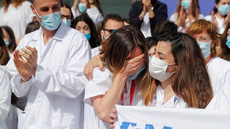 Coronavirus | La delegación del Gobierno en Madrid abre una ...
