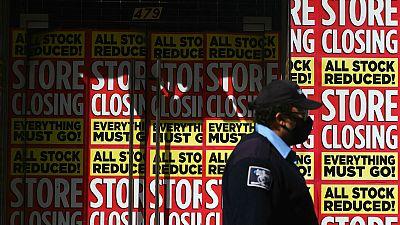 33 millones de personas han recurrido en EE.UU. al subsidio por desempleo en el último mes y medio
