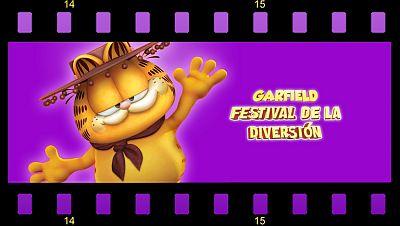 ¡Cuando la competición se pone difícil, Garfield es aún más divertido!