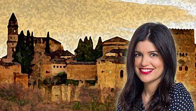 La estación azul de los niños - La Alhambra y nuestros árboles
