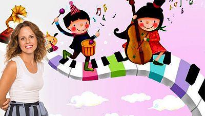 La estación azul de los niños - Versos con mucha música