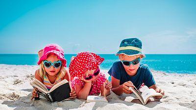 La estación azul de los niños - Viaje de verano II