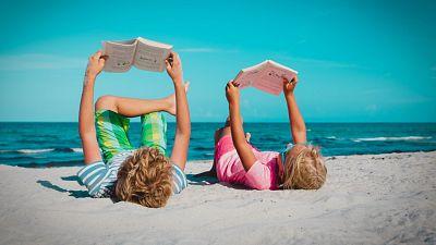 La estación azul de los niños - Viaje de verano I