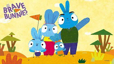 ¡Explora el mundo con los Brave Bunnies!