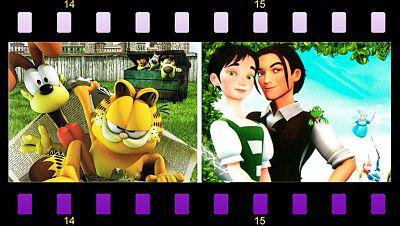 ¡Garfield y un cuento muy surrealista esta semana en Cine Clan!