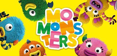 Los 'Momonsters' llegan a Clan para convertirse en los mejores amigos de los niños
