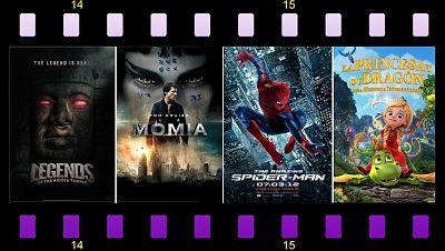 ¡Muchas aventuras y más acción esta semana en Cine Clan!