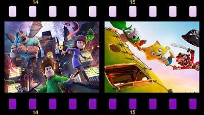¡Una pera gigante y una academia muy monstruosa esta semana en Cine Clan!
