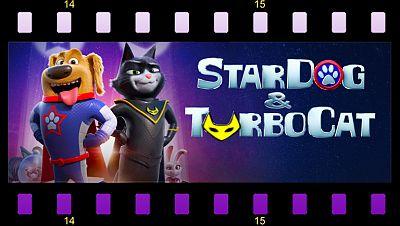 ¡Un perro, un gato y un viaje espacial de vuelta a casa alucinante!