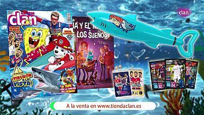 ¡Surfea el verano con la nueva revista Clan!