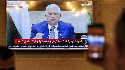 Abás aplaza las elecciones legislativas palestinas por la falta de permiso de Israel para celebrarlas en Jerusalén Este