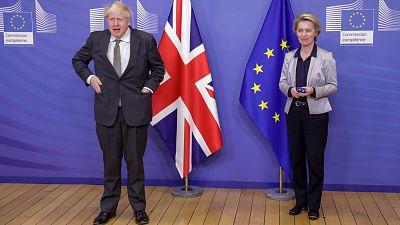 La Unión Europea y Reino Unido logran un acuerdo comercial post-Brexit