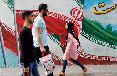 "Rohaní confirma que Irán abandona ""partes del acuerdo nuclear"""