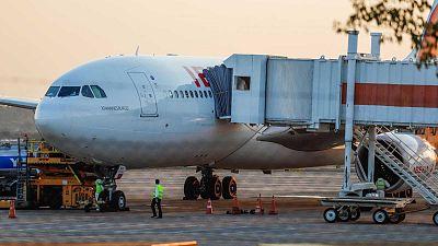 Las aerolíneas rechazan que se obligue a dejar asientos vacíos en los vuelos por el coronavirus