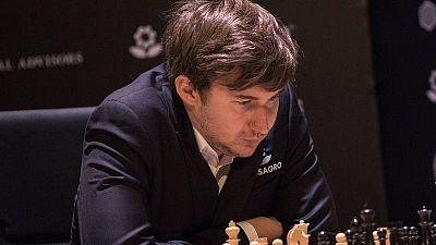 Rusia celebra los 50 años de la primera partida de ajedrez entre la tierra y el espacio
