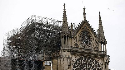 Donaciones multimillonarias para la reconstrucción de Notre Dame