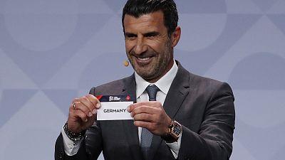 Alemania, Ucrania y Suiza serán los rivales de España en la Liga de las Naciones