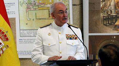 El almirante López Calderón, nuevo JEMAD tras la dimisión de Villarroya por vacunarse contra la COVID-19