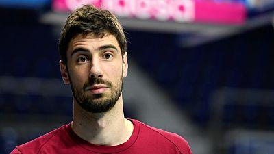 Ante Tomic se despide del Barça después de ocho años