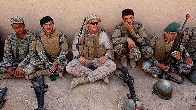 El Pentágono confirma la retirada sustancial de tropas de Afganistán e Irak en enero