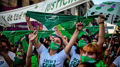 """Argentina aprueba la ley del aborto: """"Es un 'sí' a un derecho básico que nos impulsa a exigir otros derechos"""""""
