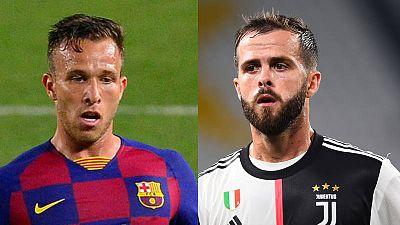 El Barça confirma el canje de Arthur por Pjanic más 12 millones de la Juve