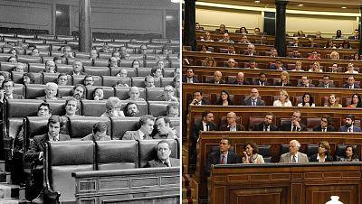 Así es el Congreso con más mujeres y más diverso de la democracia