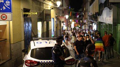Asociaciones LGTBI denuncian un crimen homófobo tras una paliza mortal en A Coruña