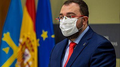 Asturias pide al Gobierno el confinamiento domiciliario 15 días y cierra toda actividad económica no esencial