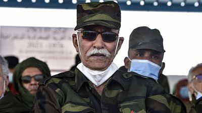 La Audiencia Nacional cita al líder del Polisario por las causas que tiene abiertas en España