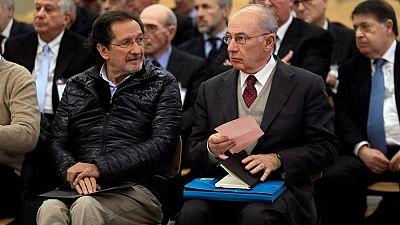 Los diez protagonistas del juicio en el caso Bankia