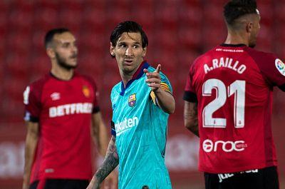 Barcelona y Madrid retoman su pulso por la liga tras el parón del coronavirus
