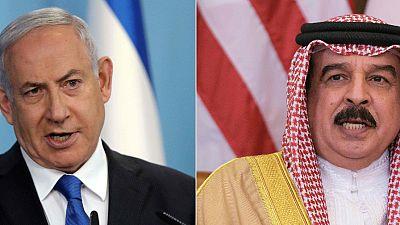 Baréin, segundo país árabe en restablecer relaciones diplomáticas con Israel