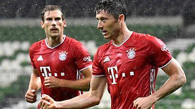 El Bayern se proclama campeón de la Bundesliga por octava vez consecutiva