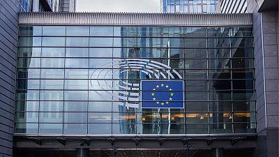 El BCE mejora siete décimas su previsión para la zona euro: prevé una contracción para este año de hasta el 8%