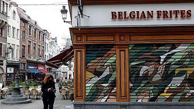Bélgica impone el toque de queda y el cierre de restaurantes para frenar el coronavirus