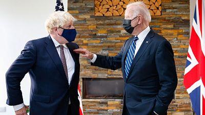 Biden advierte a Johnson de que no arriesgue la paz en Irlanda del Norte a causa del 'Brexit'
