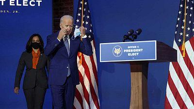 Biden presenta la nueva estrategia contra la COVID-19: mascarillas obligatorias, más tests y medidas de seguridad