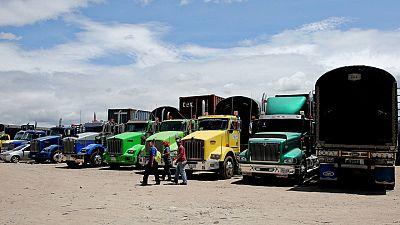 Bruselas multa con 2.930 millones a cinco fabricantes de camiones por orquestar un cartel
