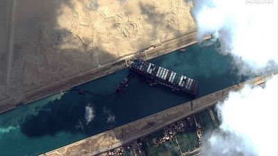 Canal de Suez: qué supone el bloqueo de uno de los principales ejes del tráfico marítimo en el precio del petróleo