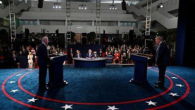 Cancelan el segundo debate electoral entre Trump y Biden por desacuerdos respecto al formato