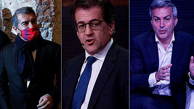"""Los candidatos a la presidencia del FC Barcelona coinciden: """"Es un día triste para el club"""""""
