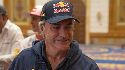 Carlos Sainz, galardonado con el Premio Princesa de Asturias de los Deportes 2020