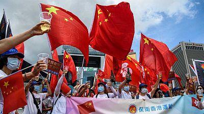 China ratifica la polémica ley de seguridad nacional para Hong Kong
